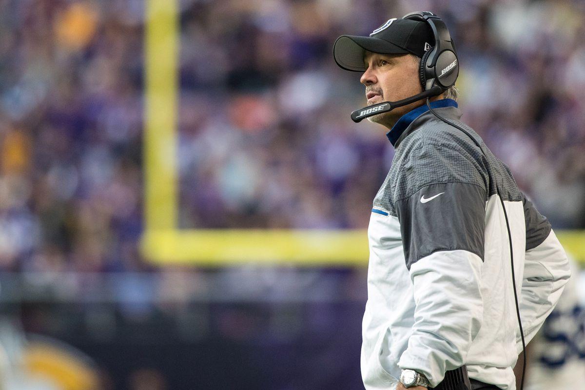 NFL: Indianapolis Colts at Minnesota Vikings