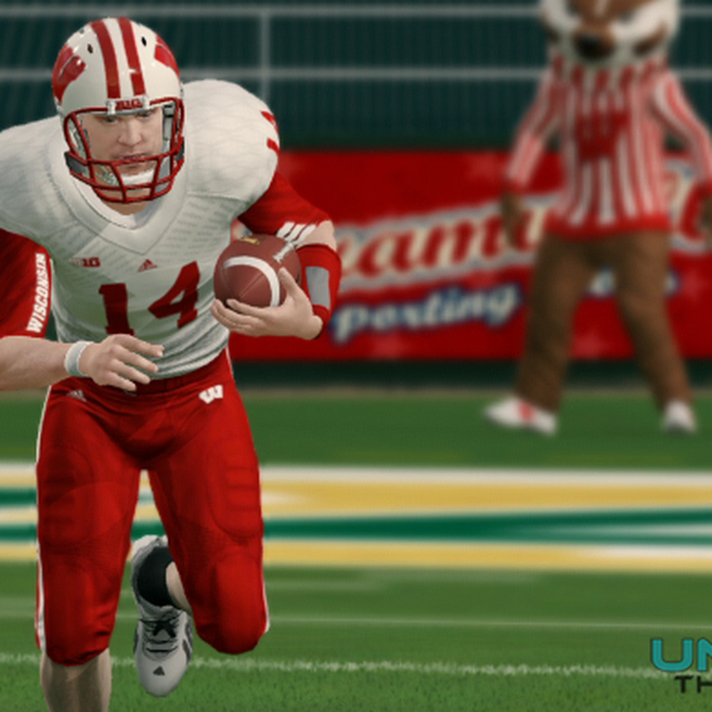 New Wisconsin uniform features maybe 3df35ed88