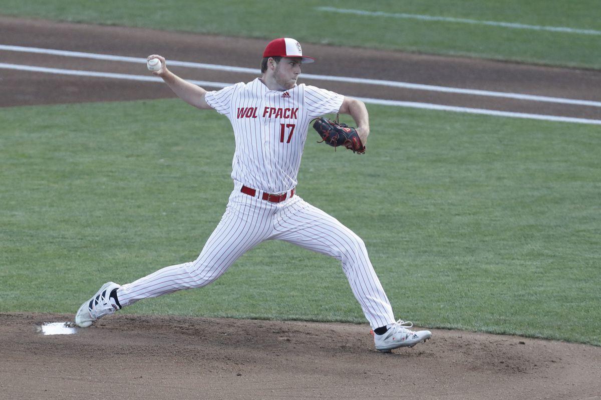 NCAA Baseball: College World Series-NC State v Vanderbilt