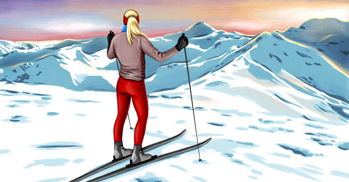 Welcome To Retirement: An Olympic Medalist Confronts Life After Skiing