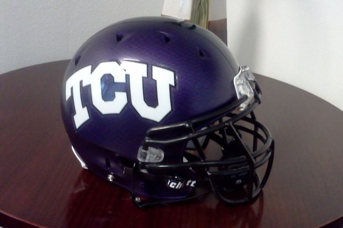TCU Unveils New Football Uniforms - Mountain West Connection ef52aa5a4