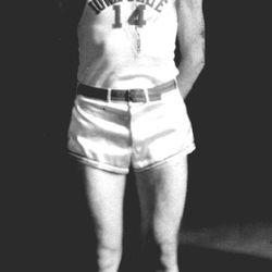 """Waldo Wegner (1933-1935) (6'4"""")"""