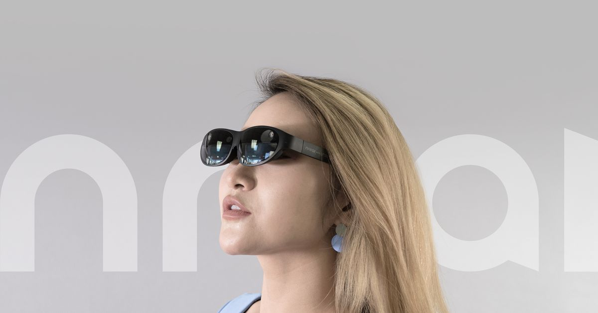 World's first 5G AR glasses to arrive in South Korea for $590