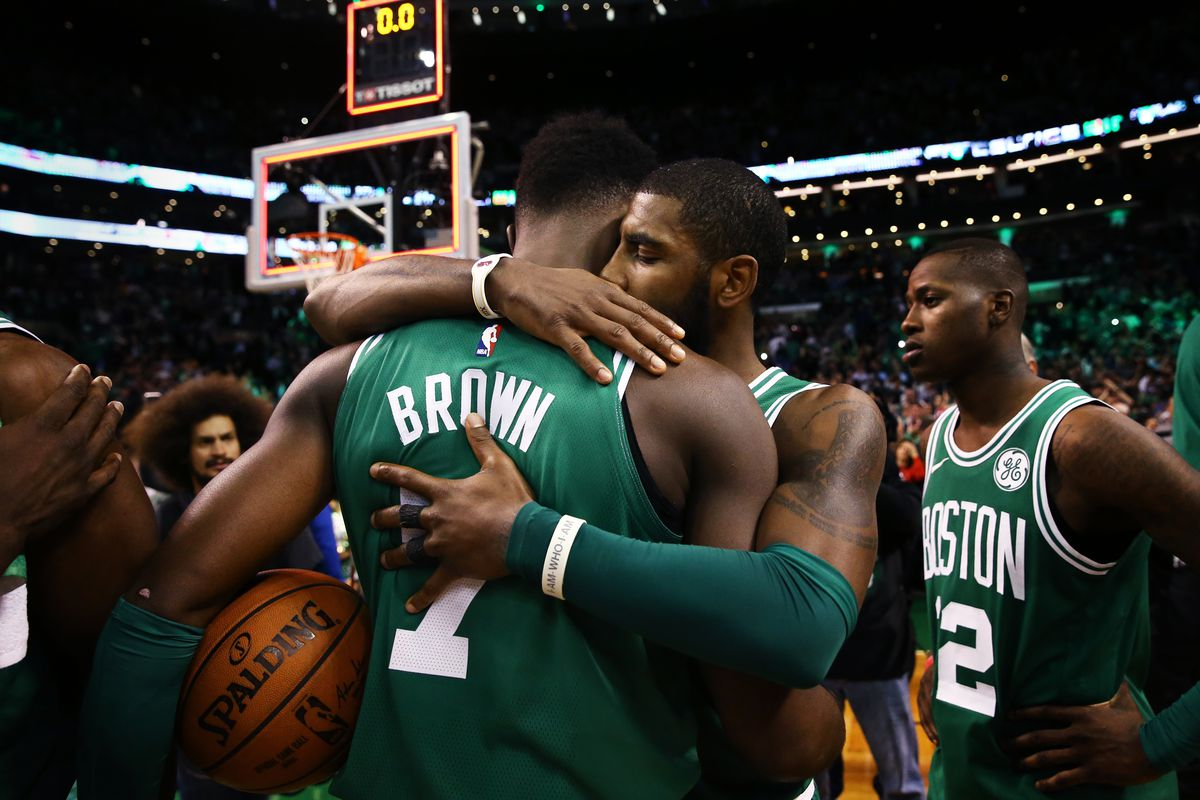 Celts' Brown 'inspired' after best friend's death