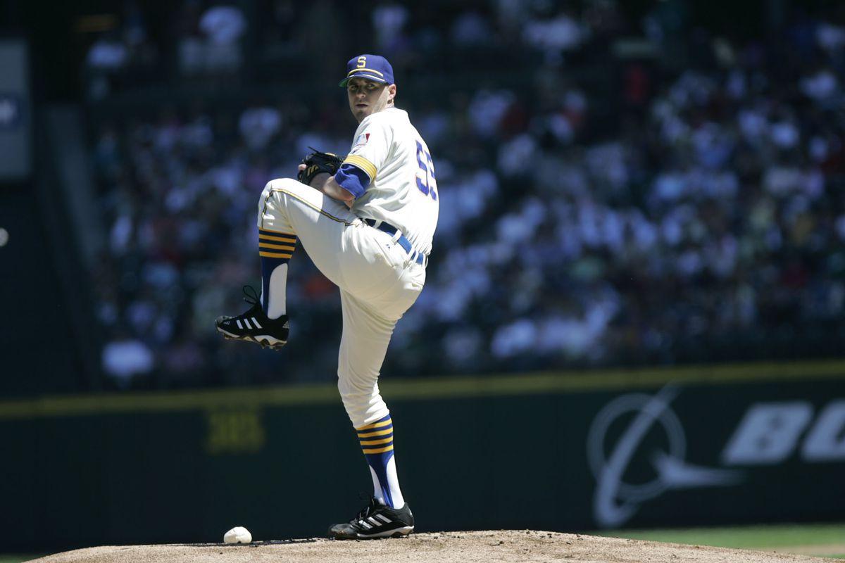 MLB 7-9-06: Tigers at Mariners
