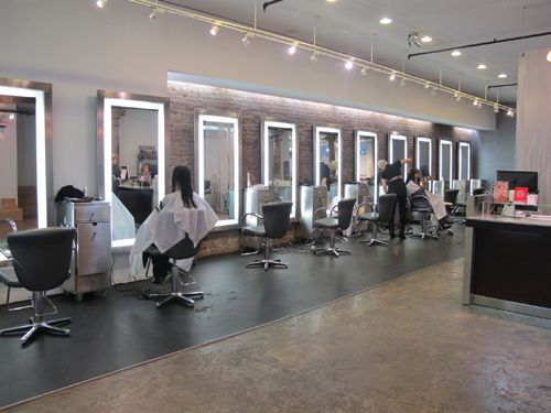 This Woman S Haircut Nyc Best Men Affordable Hair Salons In Average Celebrity Haircuts Women