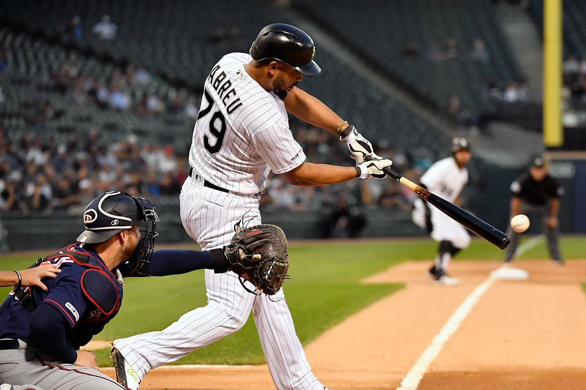 White Sox first baseman Jose Abreu added another postseason award to his collection Thursday, claiming the Players Choice American League Player of the Year honor.