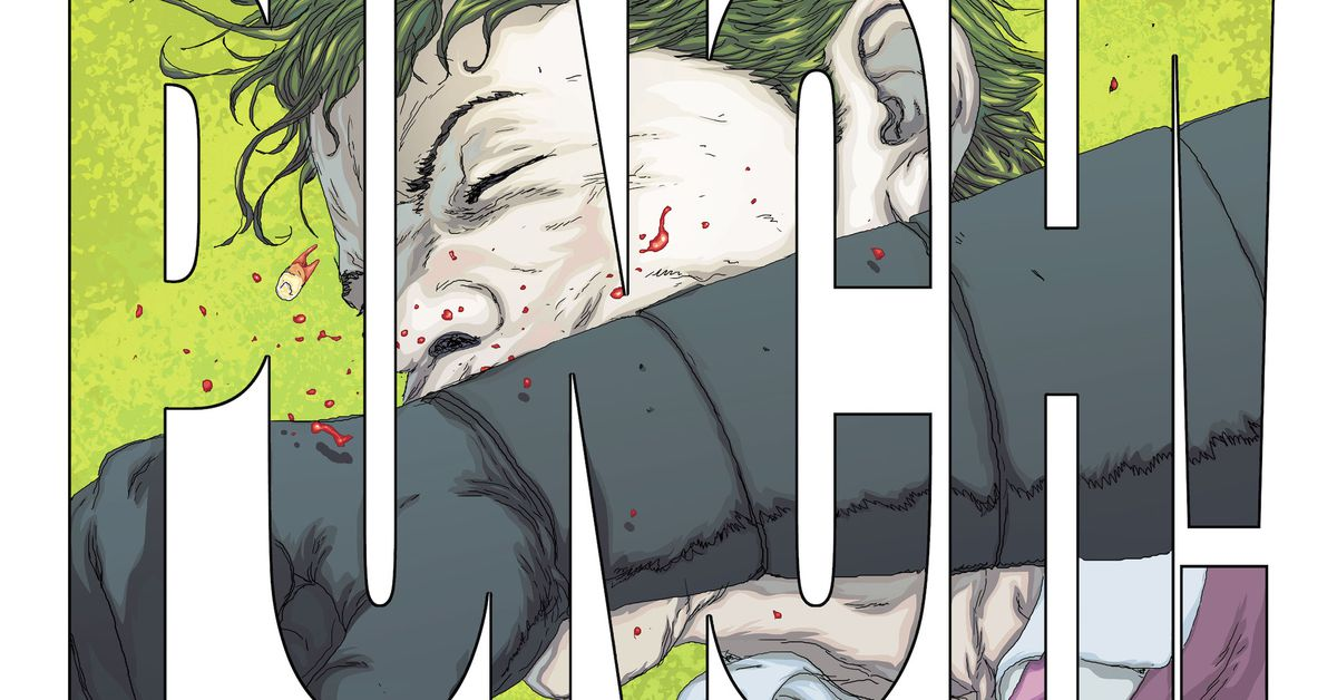 New Joker comic wants to give the villain `hope,` says creator