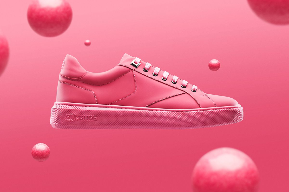 These sneakers are made from recycled chewing gum The Verge