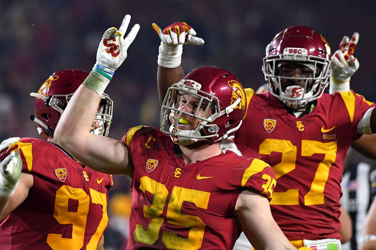 Usc Trojans Football >> Notre Dame Irish Football Usc Trojans Q A With Conquest Chronicles