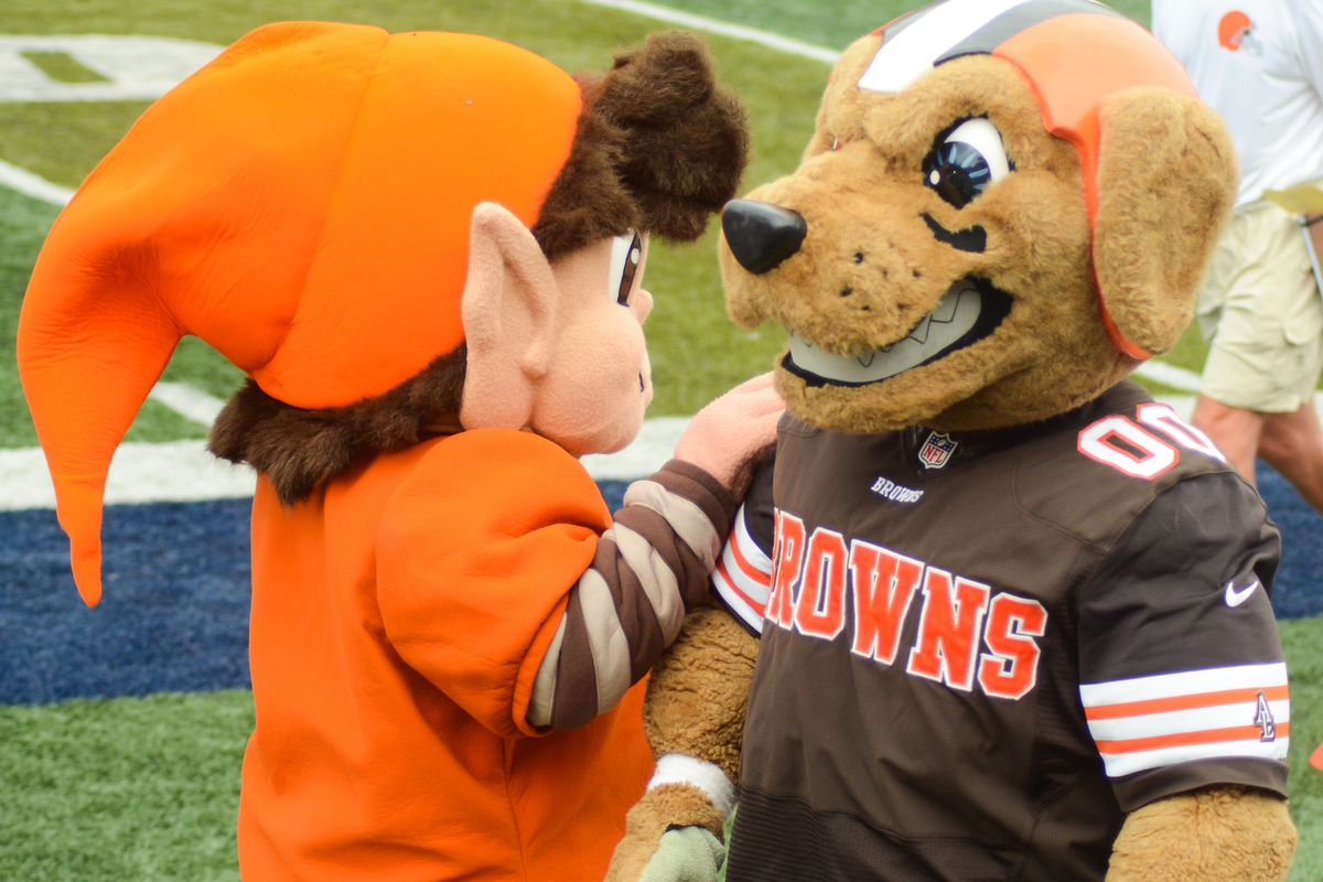 Cleveland Reportedly Phasing Brownie The Elf Mascot Out By
