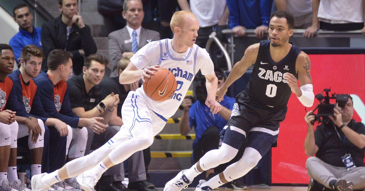 BYU Basketball opens as 4.5-point underdog versus Gonzaga