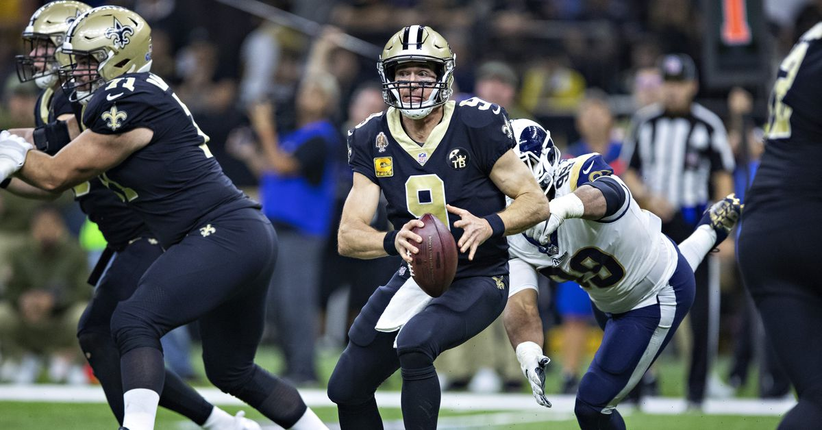 NFL Sunday Playoffs, NFC Championship Game: Los Angeles Rams vs New Orleans Saints