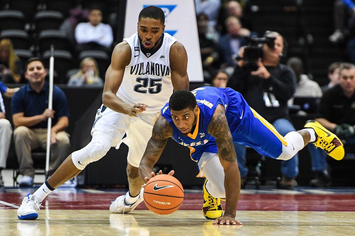 NCAA Basketball: Hofstra at Villanova
