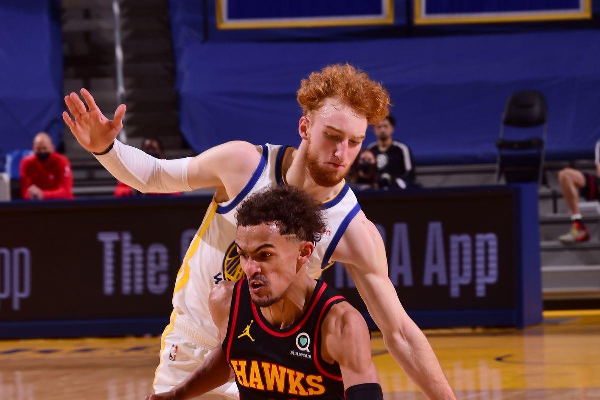 Atlanta Hawks v Golden State Warriors