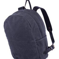 Wax zip backpack, $300