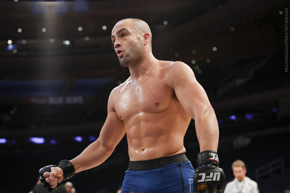 Eddie Alvarez refutes notion that all the best fighters are competing in UFC: 'It's complete crap'