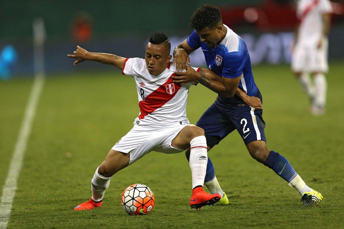 Peru v United States