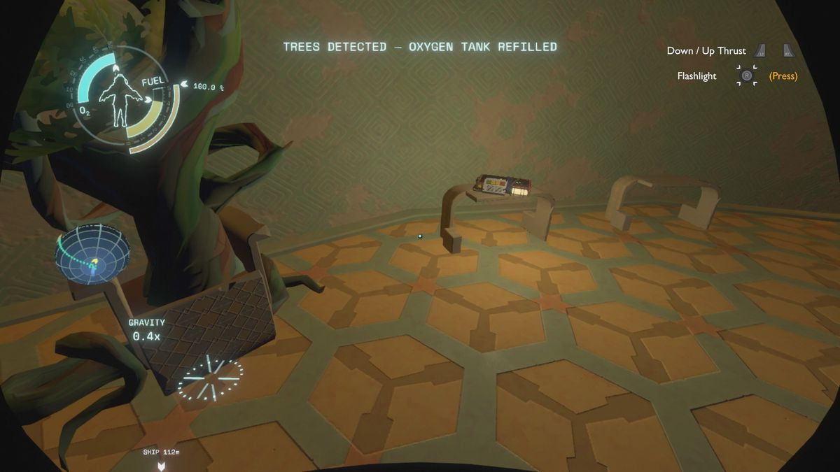 Outer Wilds The Attlerock Riebeck's notes