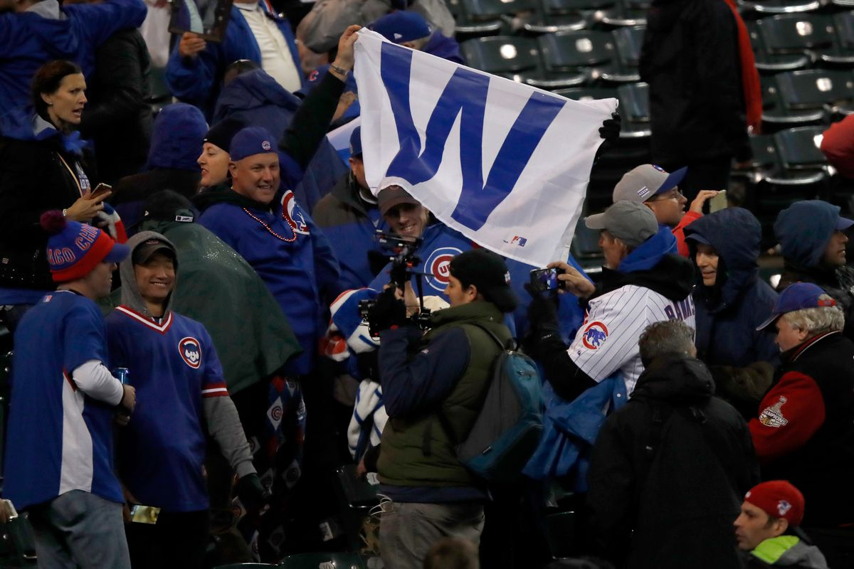 World Series - Chicago Cubs v Cleveland - Two