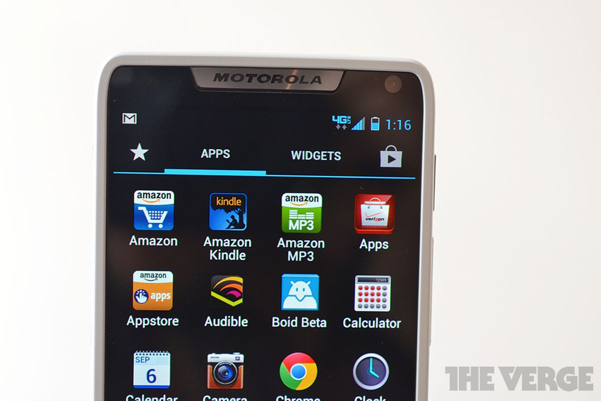 Verizon Wireless to preload Amazon apps on select Android