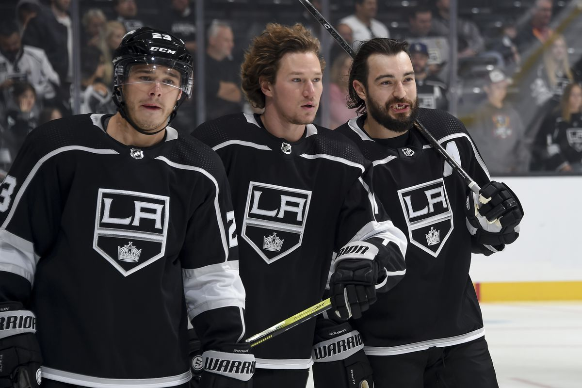 The Rebirth And Resurgence Of The Los Angeles Kings Jewels From The Crown