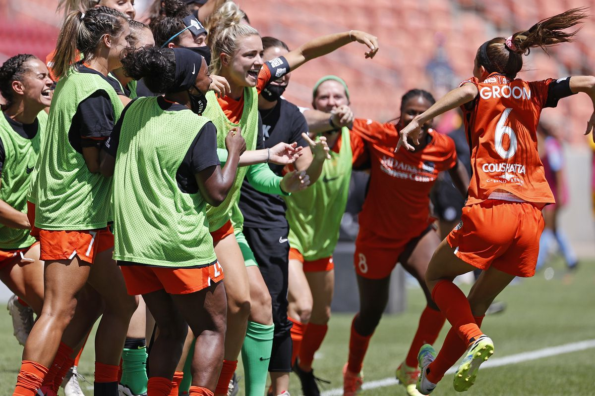 Soccer: NWSL Challenge Cup Final-Chicago Red Stars vs Houston Dash