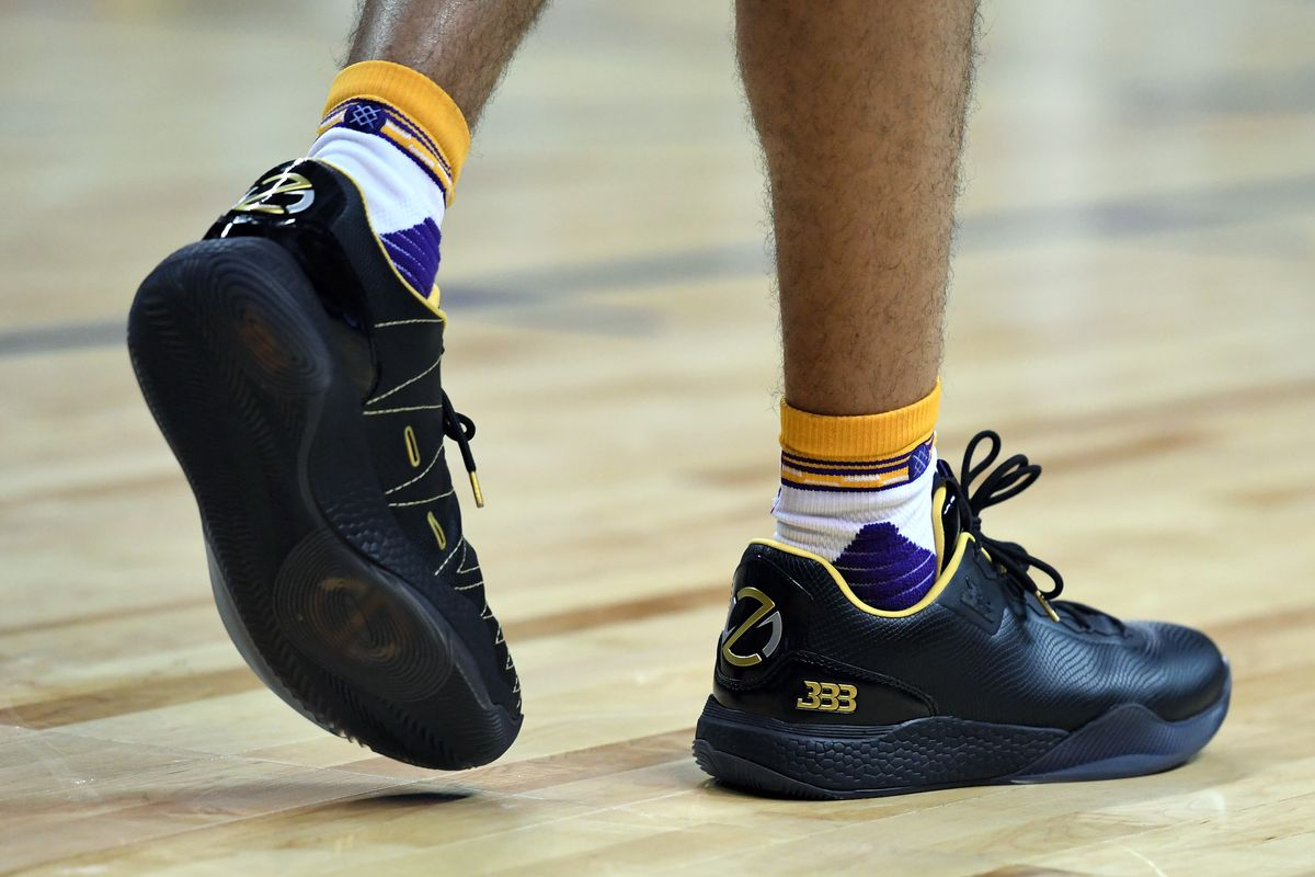 70a3c5c7512 Why Lonzo Ball playing in different shoes at the NBA Summer League was good  for Big Baller Brand