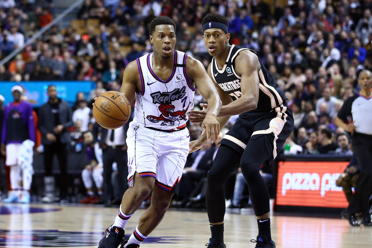 Atlanta Hawks v Toronto Raptors