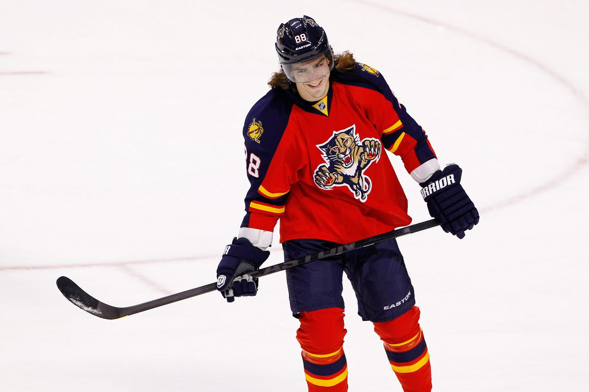 Peter Mueller would fit in perfectly in Arnold.