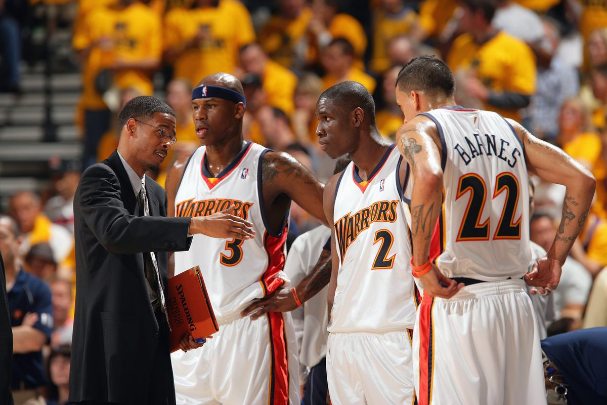 Dallas Mavericks v Golden State Warriors, Game 3