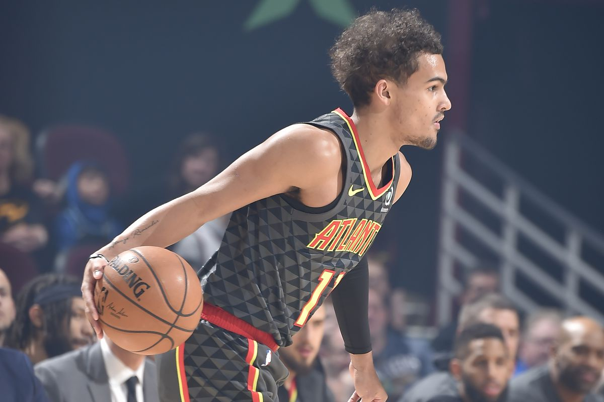 Trae Young Leads Eastern Conference Guards In Nba All Star
