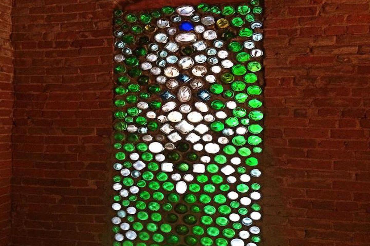 Window of Whisky at Finn's Manor