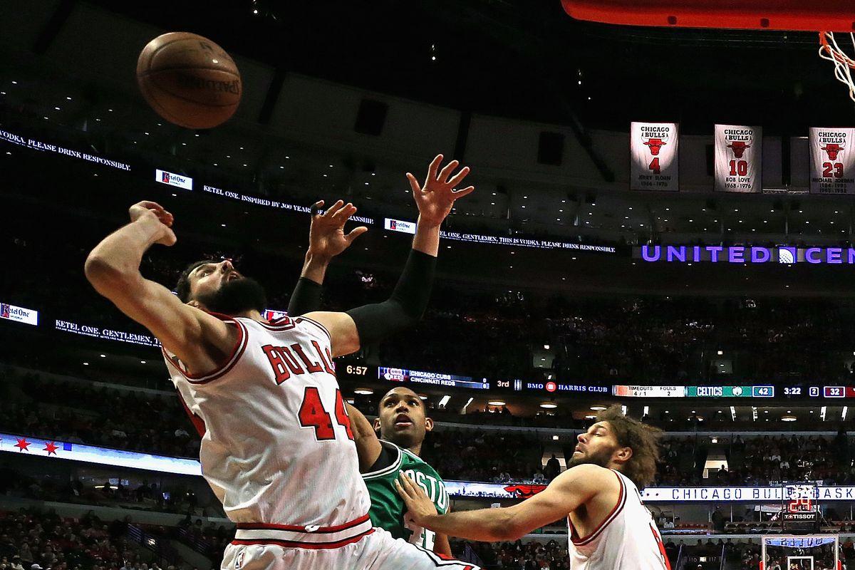 Boston Celtics v Chicago Bulls - Game Three