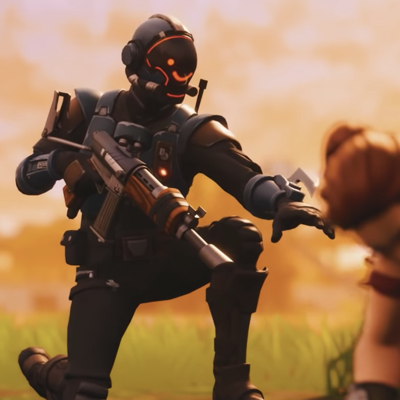 This incredible fan video asks users to join the Fortnite
