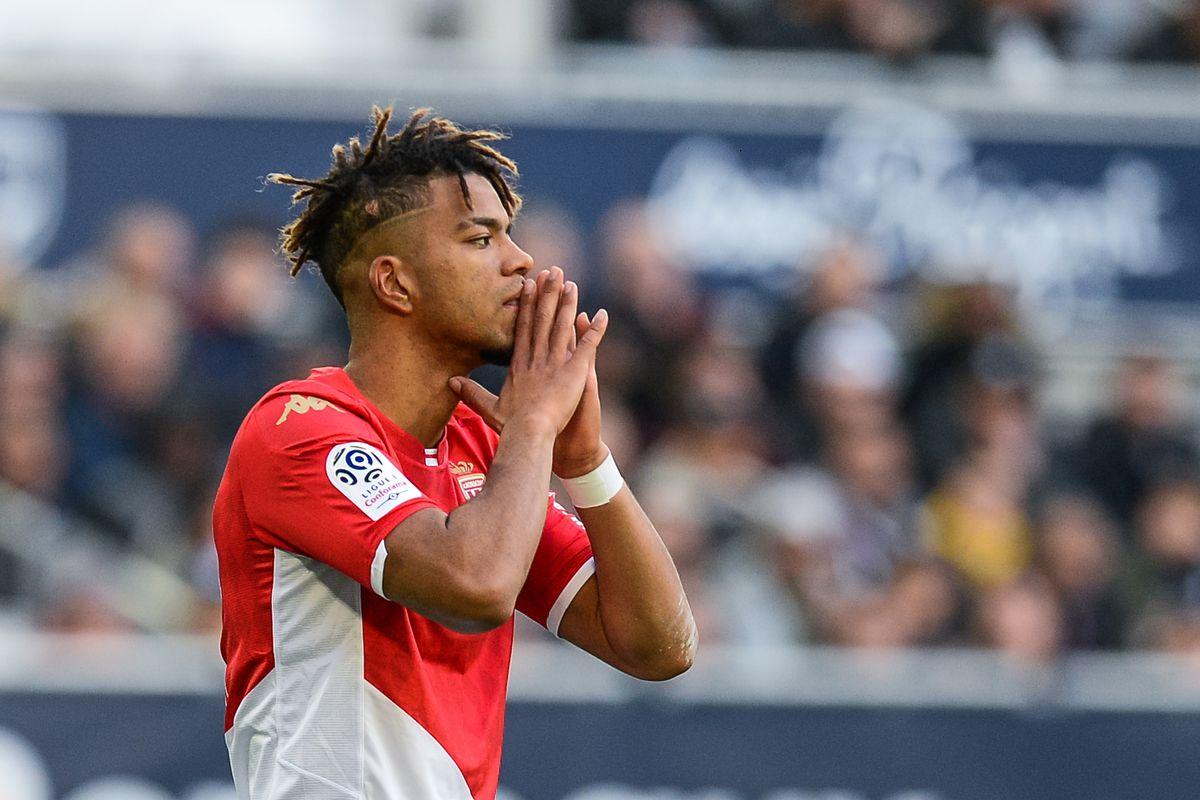 Girondins Bordeaux v AS Monaco - Ligue 1