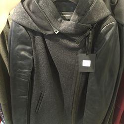 Vena coat, $420 (was $695)