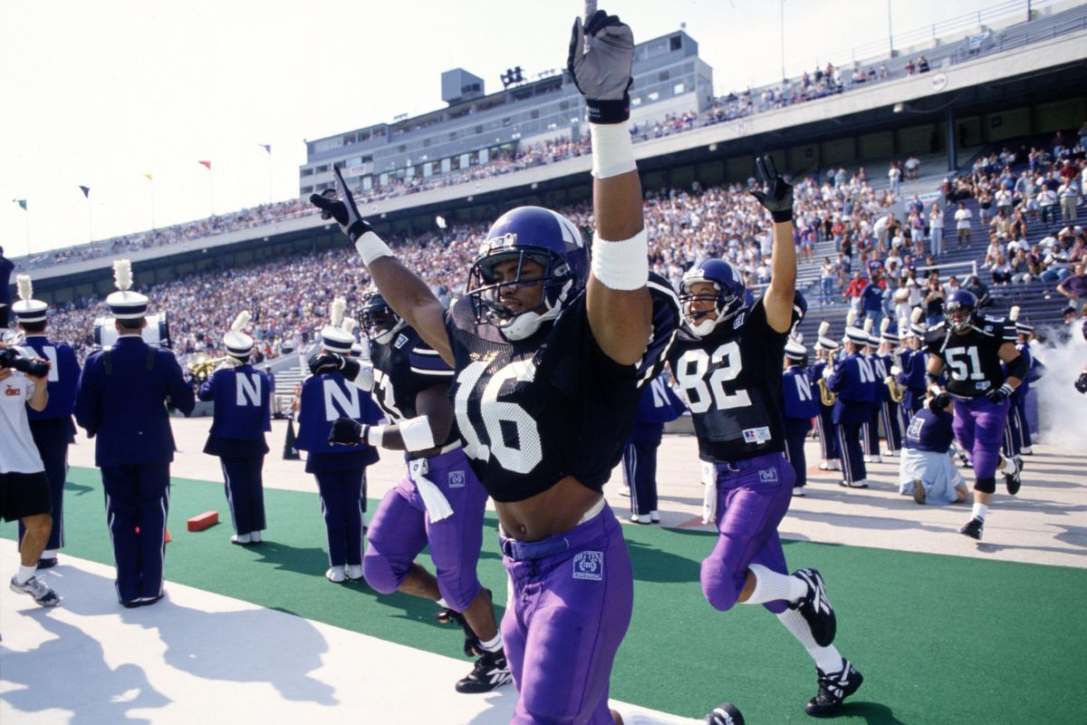 Northwestern Ranked As The 50th Best All Time Football Program By