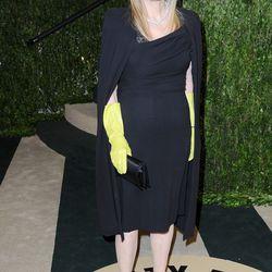 Faye Dunaway, going incognito.