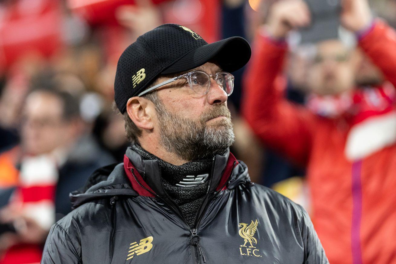 Jurgen Klopp looking forward to a Liverpool vs. Bayern Munich Champions League final