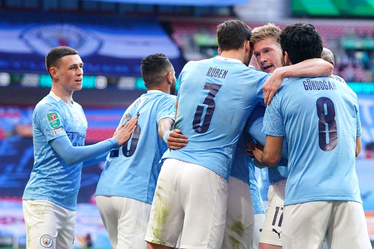 Manchester City v Tottenham Hotspur - Carabao Cup Final