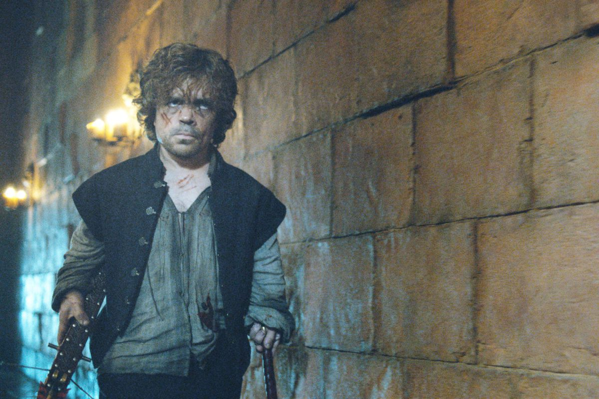 Tyrion (Peter Dinklage) found his life at a crossroads at the end of season four of Game of Thrones.