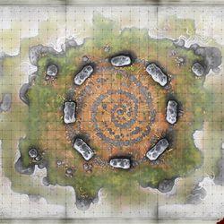 A sample battle map.