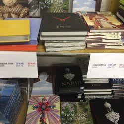 Books originally $195, now $29.25 or $48.75