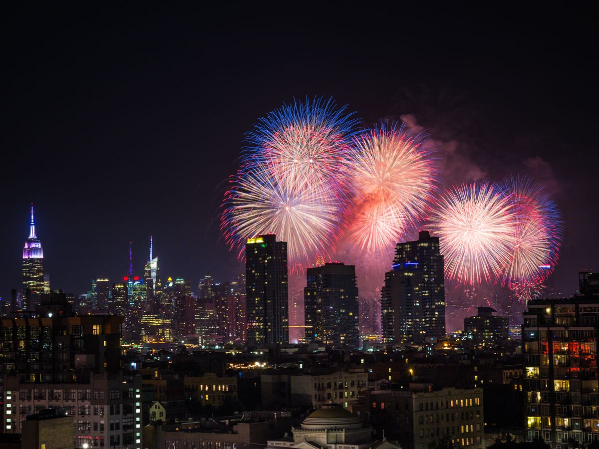 Macy's 4th of July Fireworks in NYC: Where to watch - Curbed NY