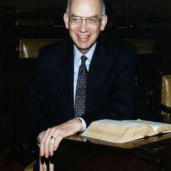 Robert F. Bennett, March 3, 1993