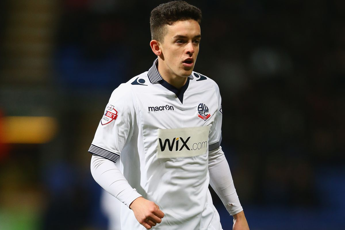 Zach Clough returns to the Wanderers lineup for the visit of Watford this afternoon