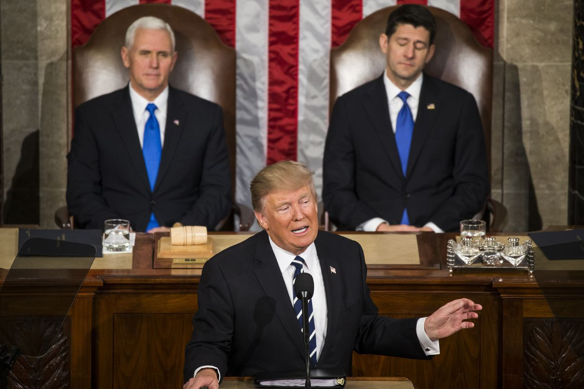 President Trump's Joint Address to Congress
