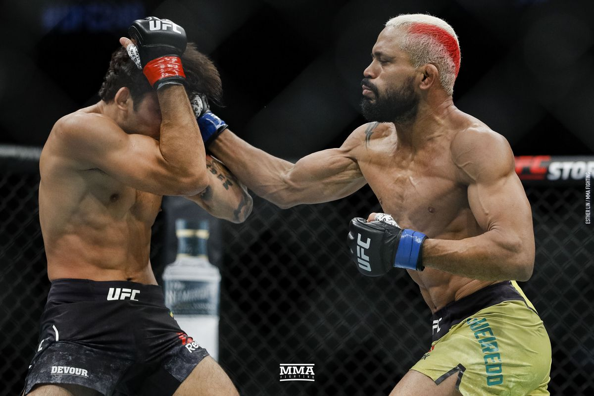 Image result for deiveson figueiredo ufc