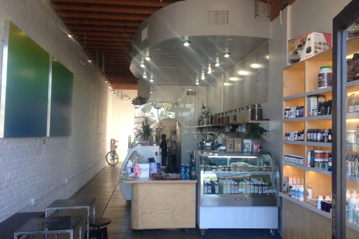 LifeFood Organic, Santa Monica